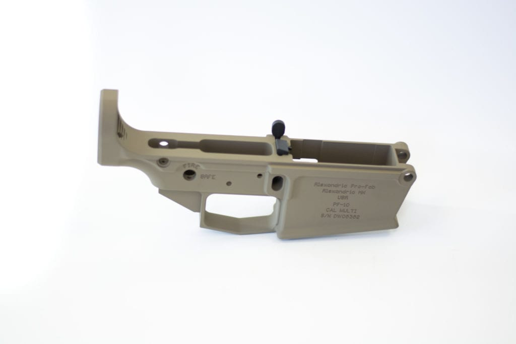 8450011-2ASM - AR10 LOWER FDE MULTI - 2